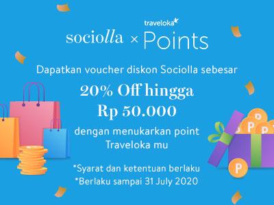 Traveloka Points