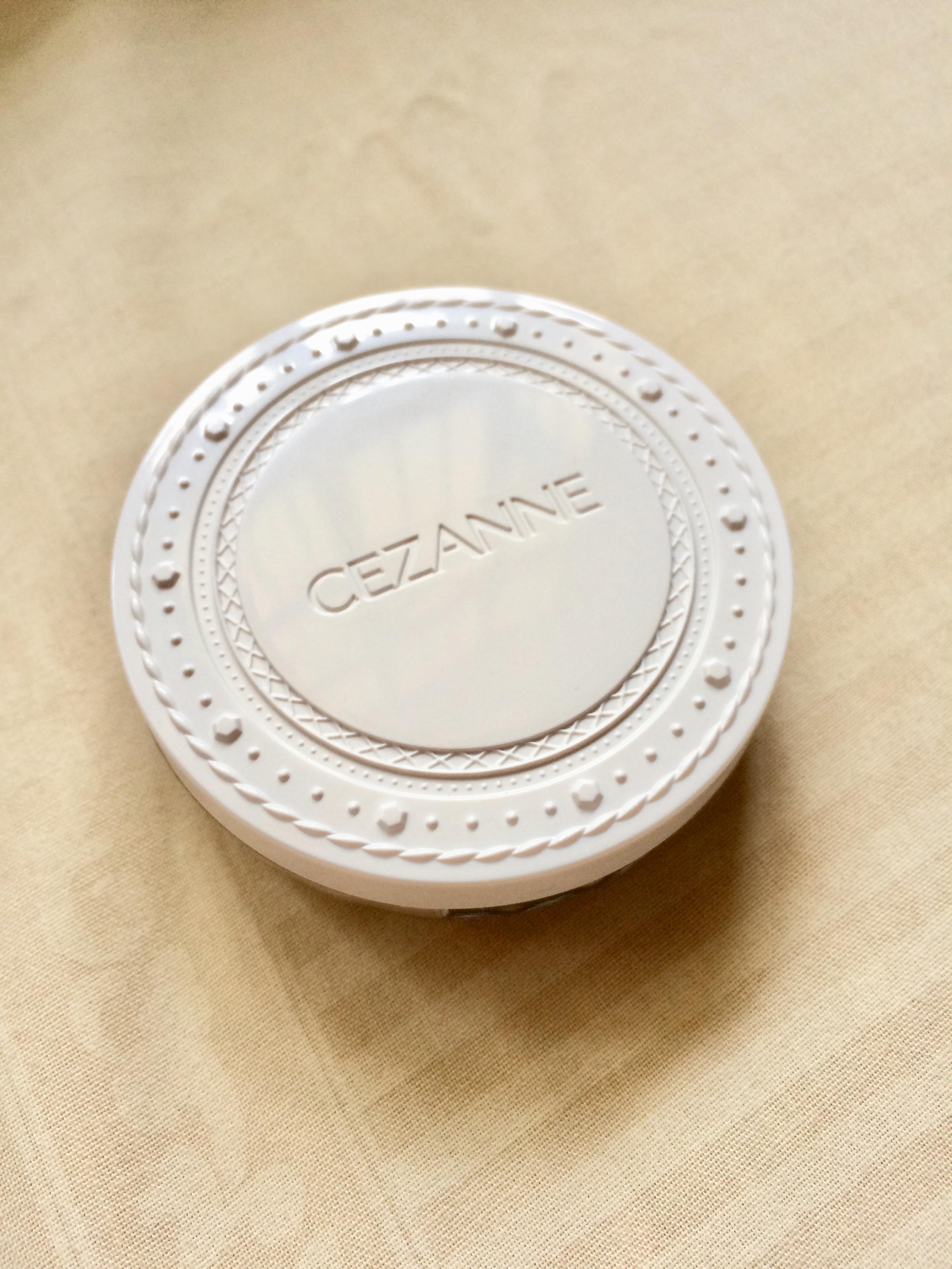 Cezanne Cezanne UV Clear Face Powder
