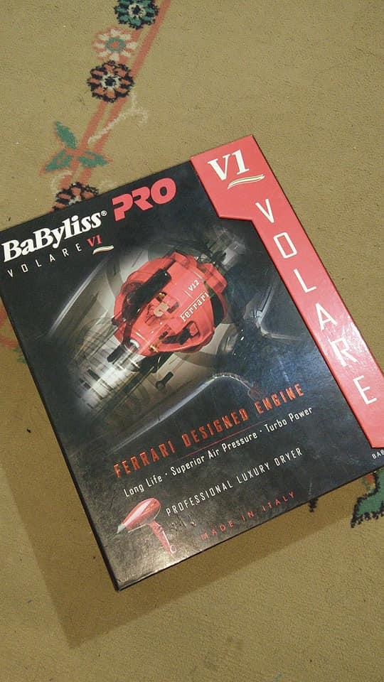 Babyliss Pro BaBylissPro™ Nano Titanium Volare® V1 Full-Size Dryer