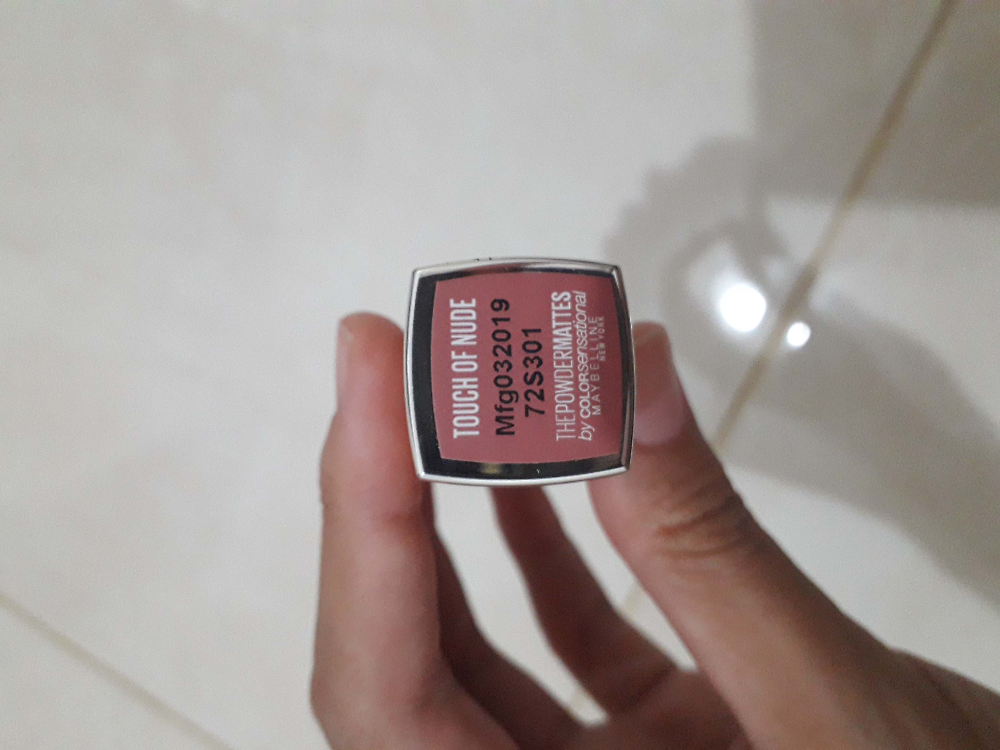 Maybelline Color Sensational Powder Matte