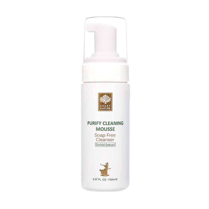 Coast Nature Purify Cleaning Mousse