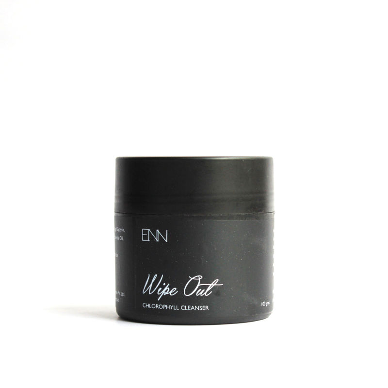 ENN Wipe Out Chlorophyll Facial Cleanser