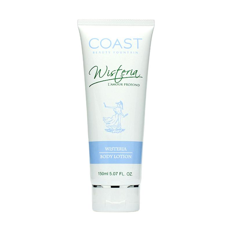 Coast Nature Wisteria Body Lotion