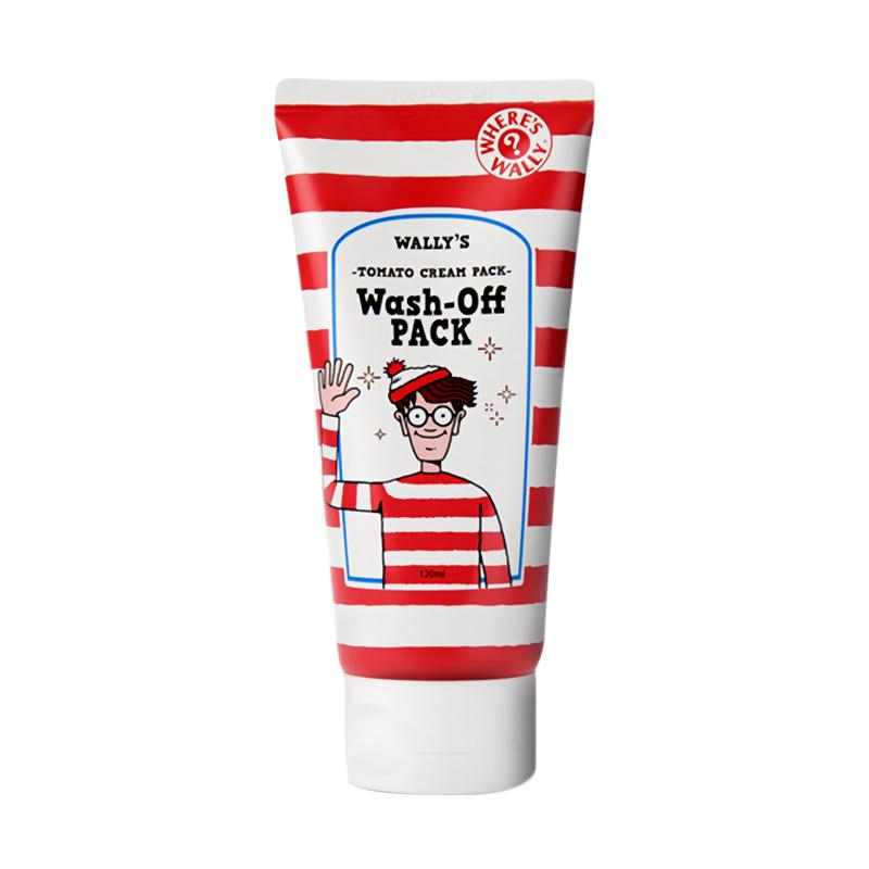 Epona Wallys Tomato Cream Pack Wash Off Pack
