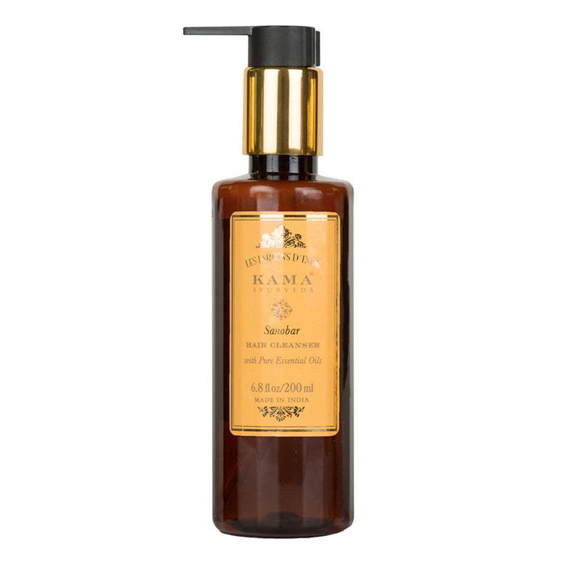 Kama Ayurveda Sanobar Hair Cleanser