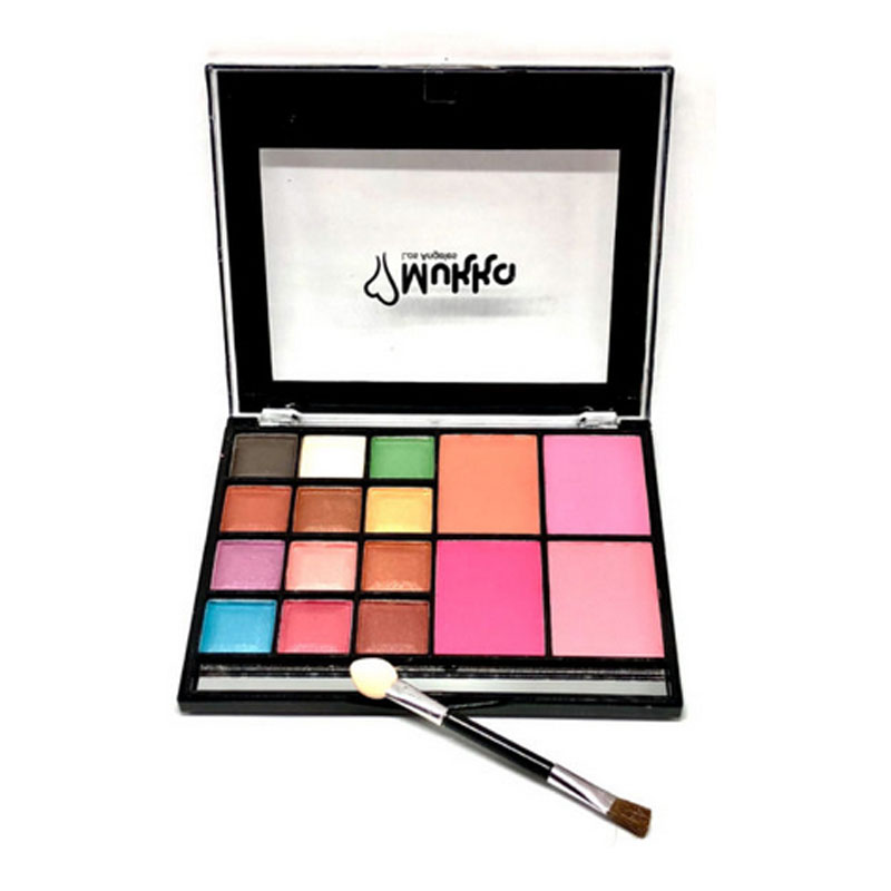 Mukka Cosmetics Pro Palette
