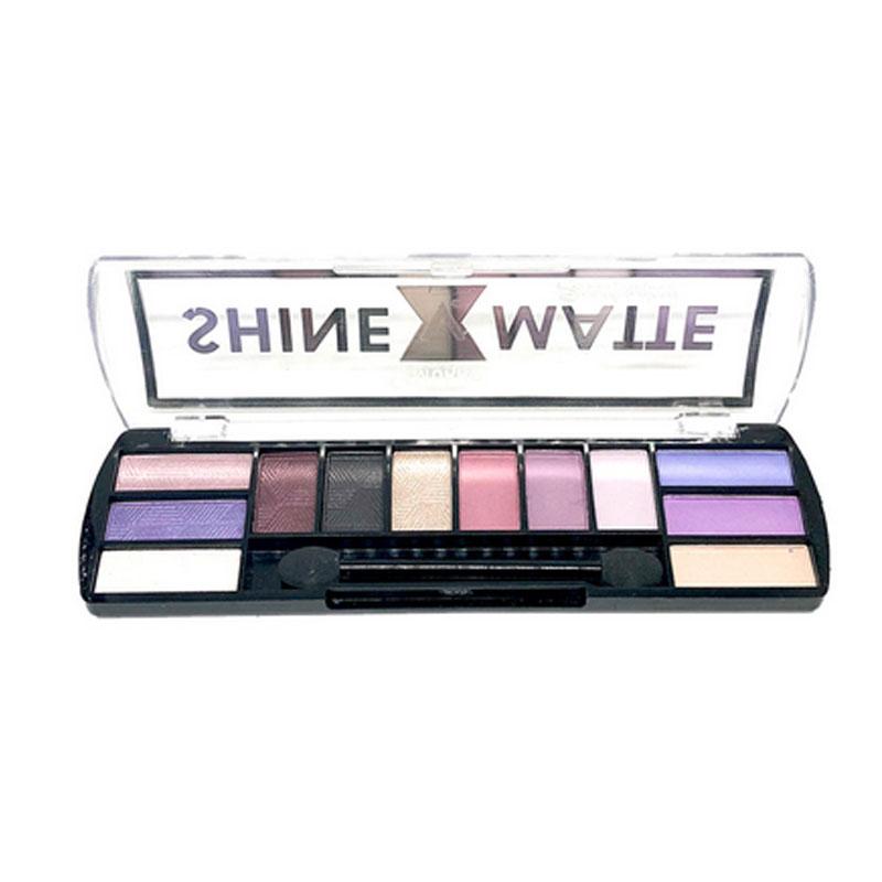 Mukka Cosmetics Eyeshadow Shine V Matte