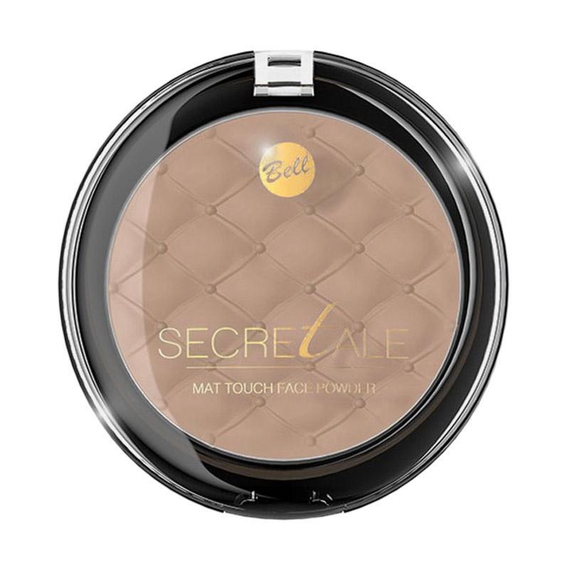 Bell Secretale Mat Touch Face Powder