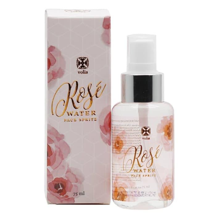 Volia Rose Water Face Spritz