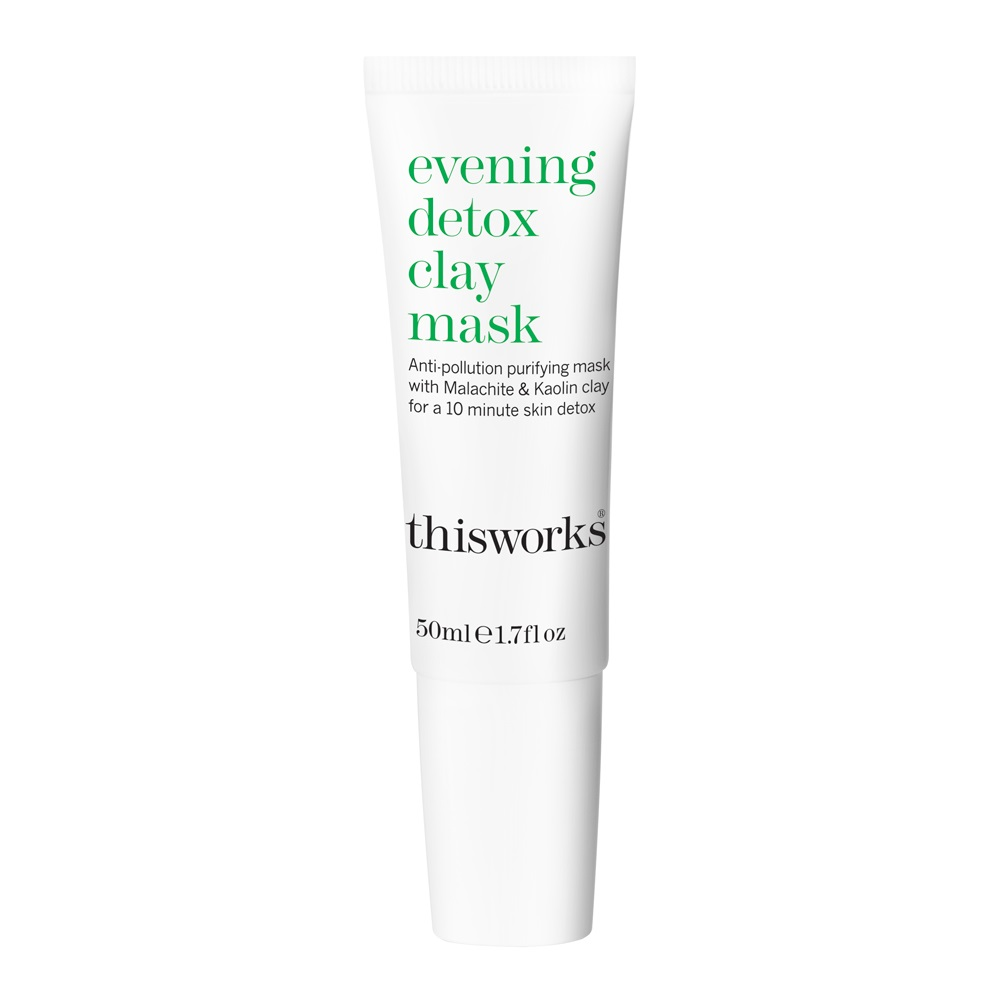 This Works Skincare Evening Detox Clay Mask