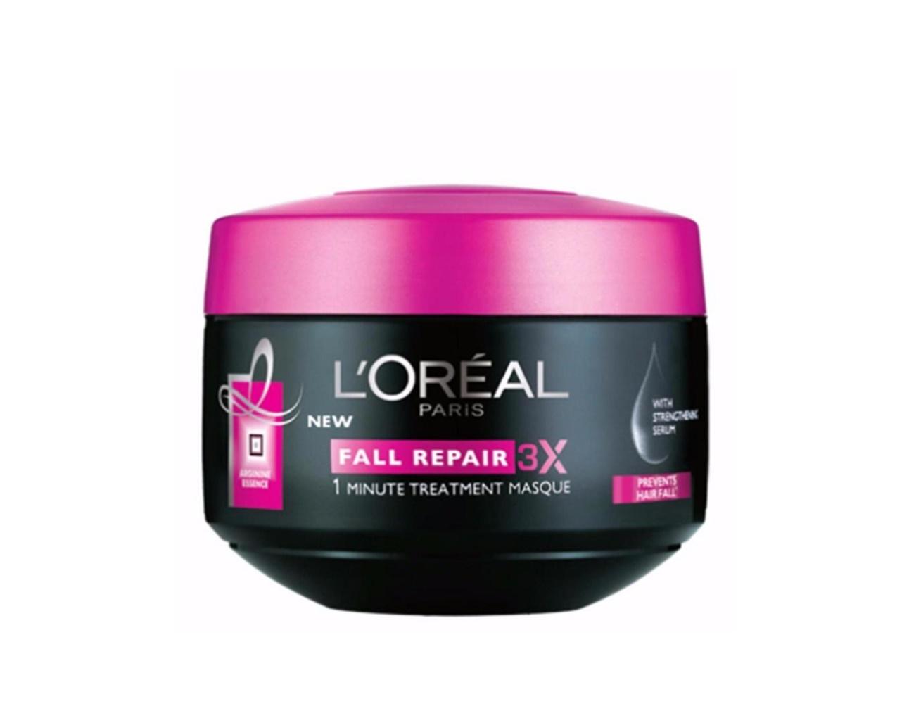 Loreal Paris Fall Resist Hair Spa Mask 200ml