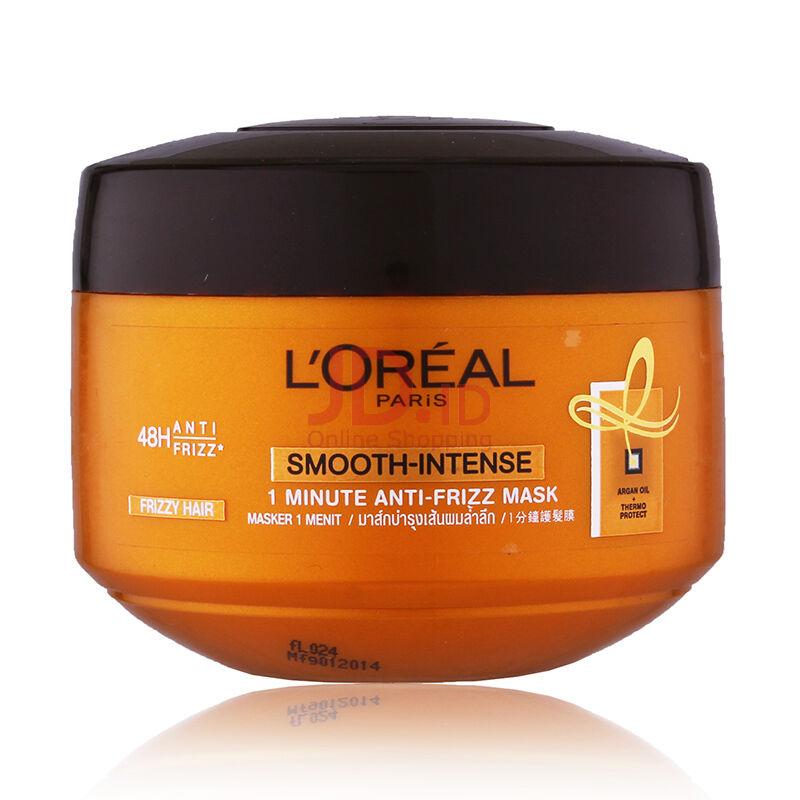 Loreal Paris Smooth Intense Hair Spa Mask