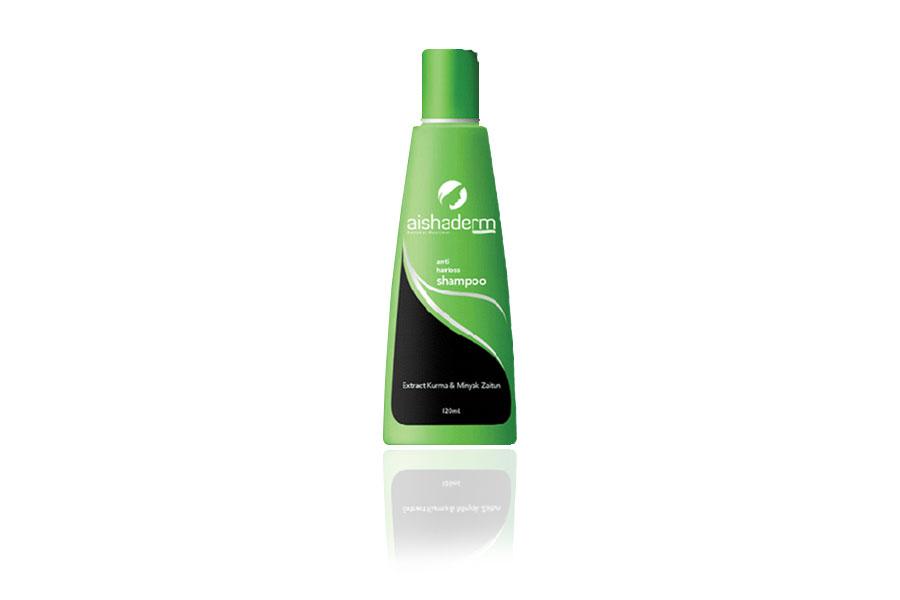 AISHADERM Oil Hair Vitamin