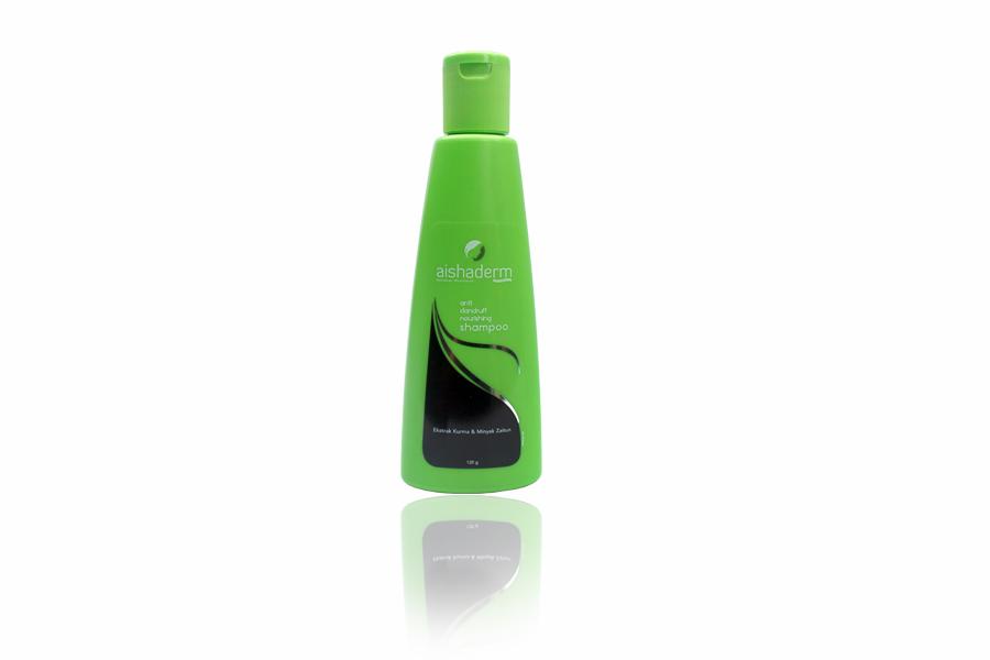 AISHADERM Anti Dandruff Nourishing Shampoo