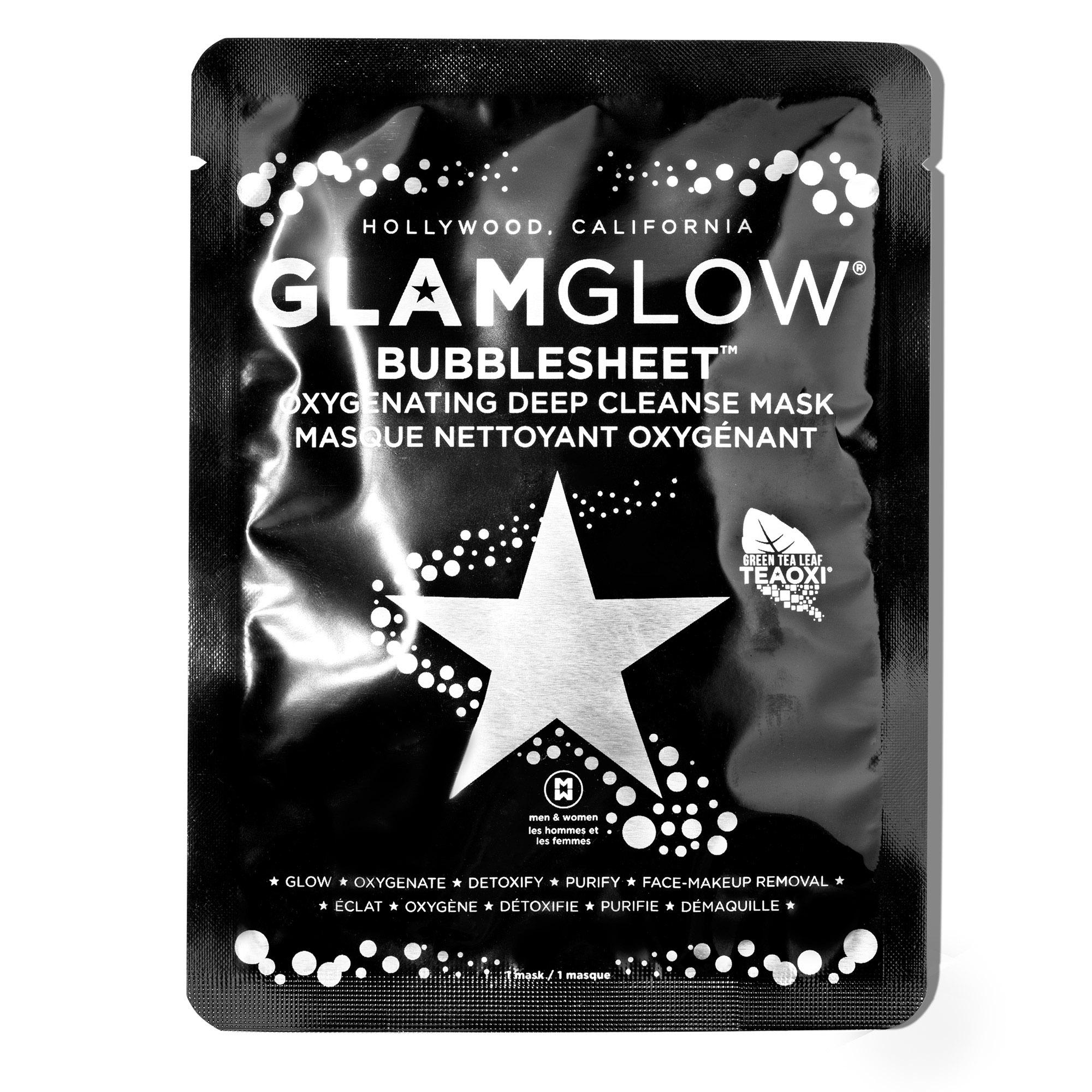 Glamglow BUBBLESHEET™ Oxygenating Deep Cleanse Mask
