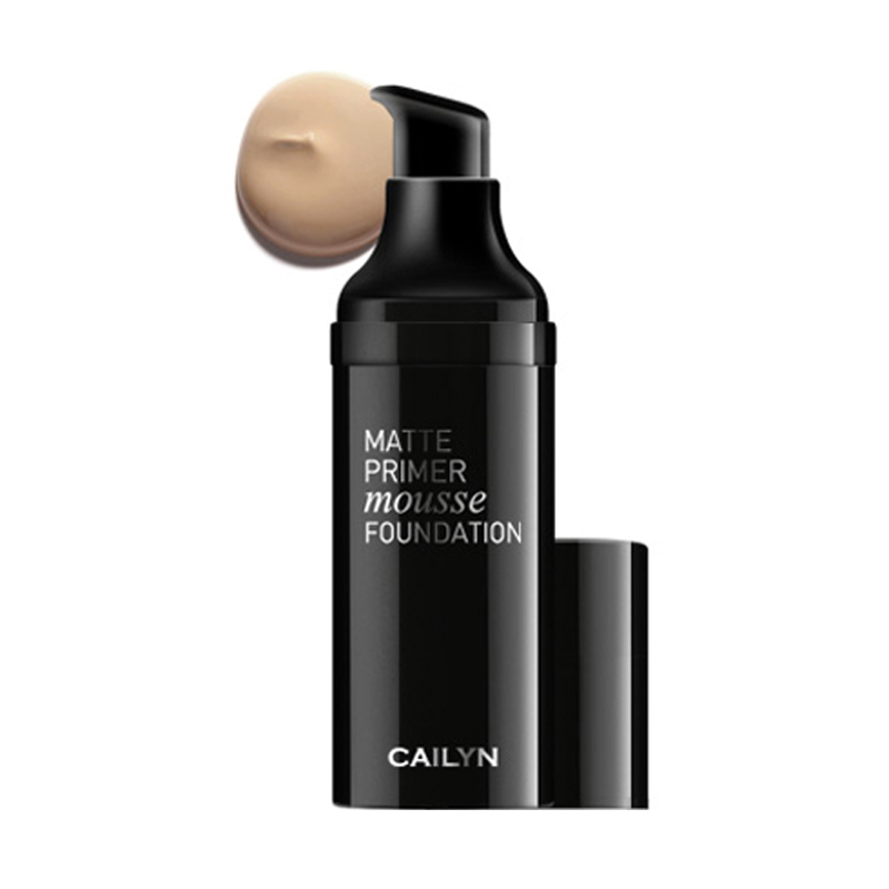 Cailyn Cailyn Matte Primer Mousse Foundation