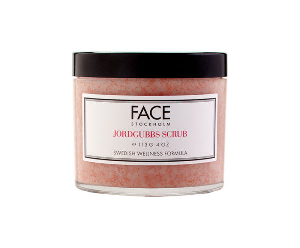 Face Stockholm Swedish Wellness Strawberry Jojoba Scrub