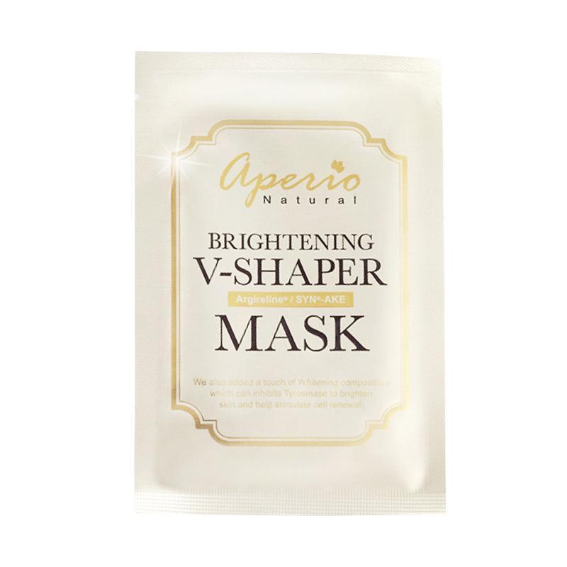 Aperio Natural Brightening V-SHAPER Mask
