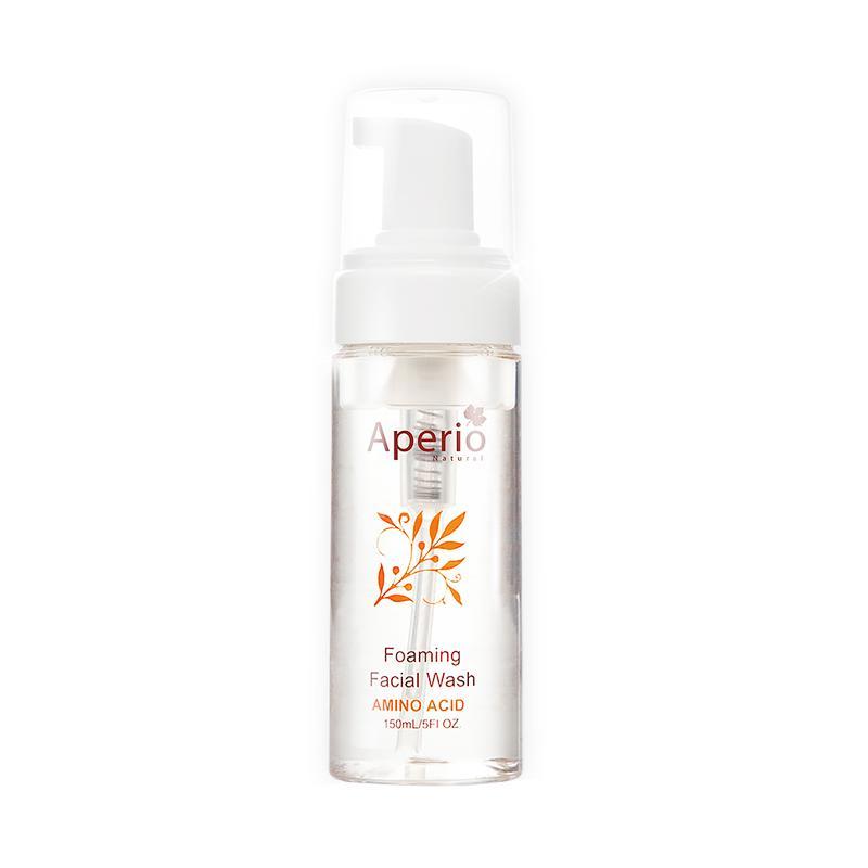 Aperio Natural Moisture Foaming Facial Wash