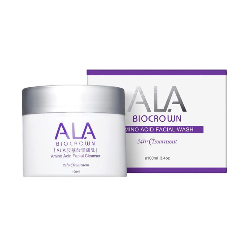 Biocrown ALA Amino Acid Facial Wash
