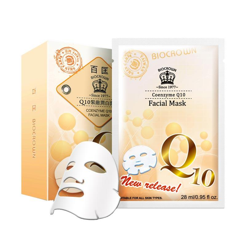 Biocrown Q10 Coenzyme Facial Mask