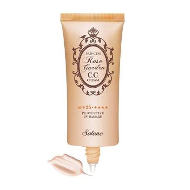 Solone Rose Garden CC Cream