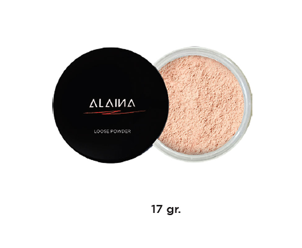 Alaina Loose Powder