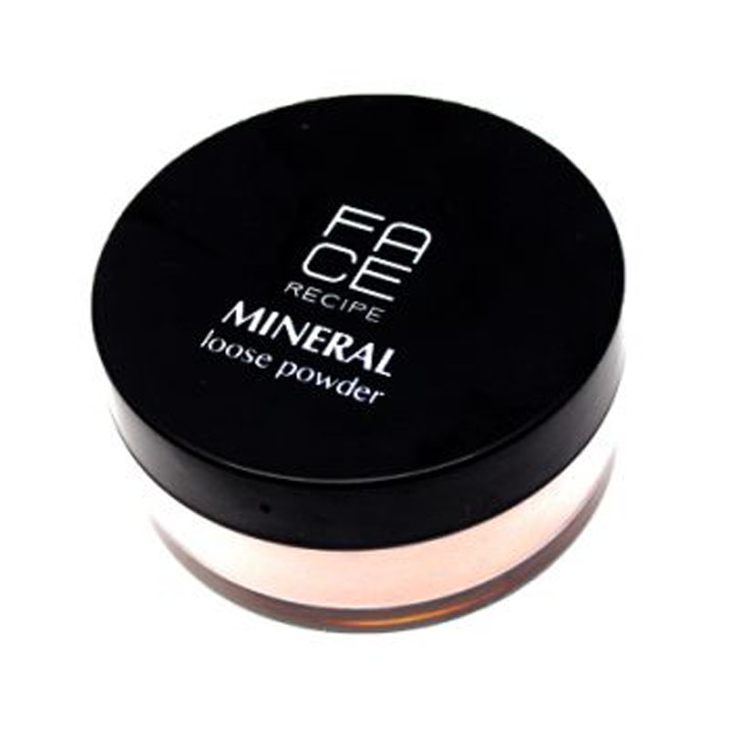 Face Recipe Mineral Loose Powder