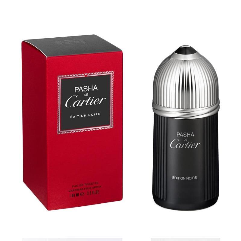 Cartier Pasha Noire Edition