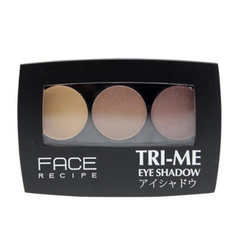 Face Recipe Tri Me Eye Shadow