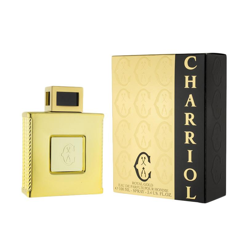 Charriol Royal Gold for Men