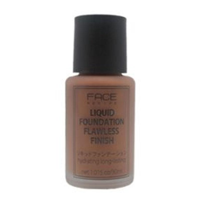 Face Recipe Liquid Foundation Flawless Finish