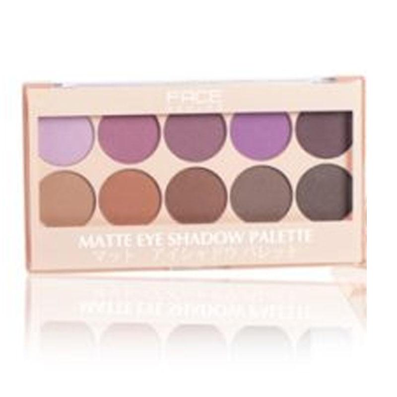 Face Recipe Matte Eye Shadow Palette