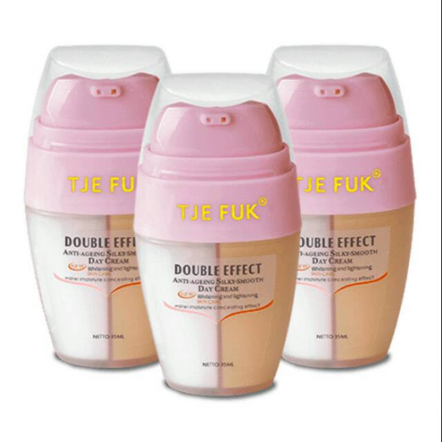 Tje Fuk Double Effect Anti Ageing Silky Smoth