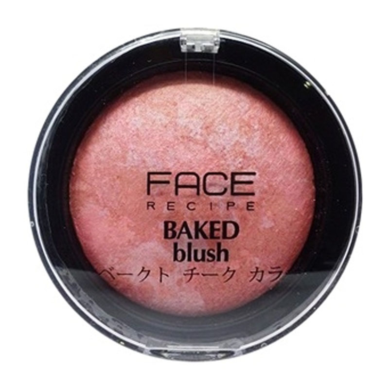 Face Recipe Baked Blush
