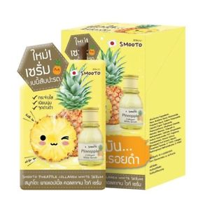 SMOOTO Pineapple Collagen White Serum