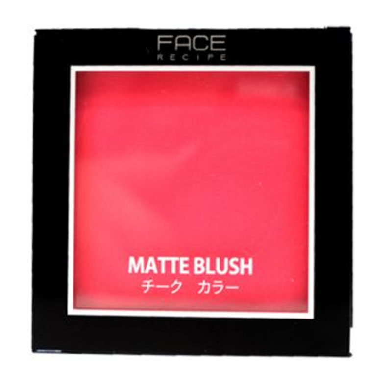 Face Recipe Matte Blush