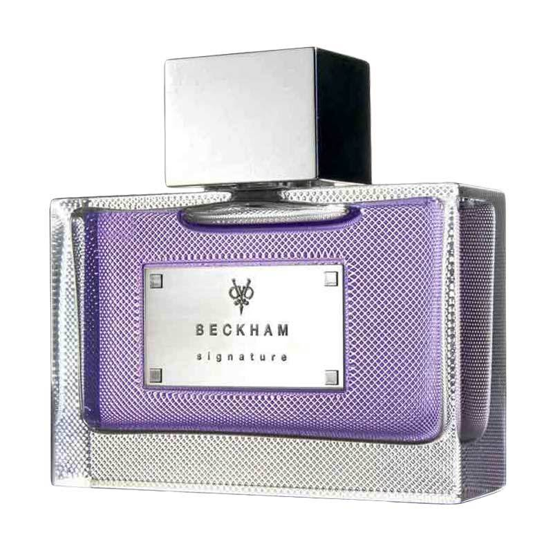 David Beckham Signature for men