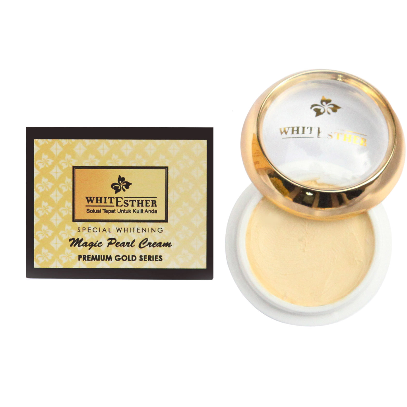 Whitesther Special Whitening Magic Pearl Cream
