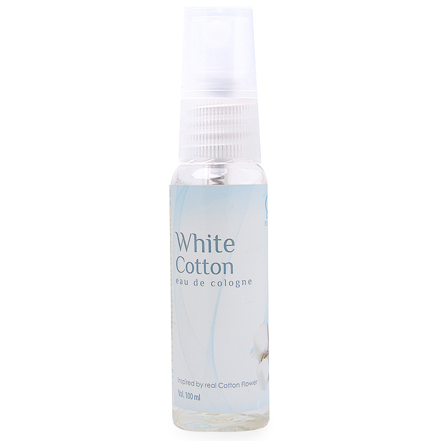 Senswell Bodymist White Cotton