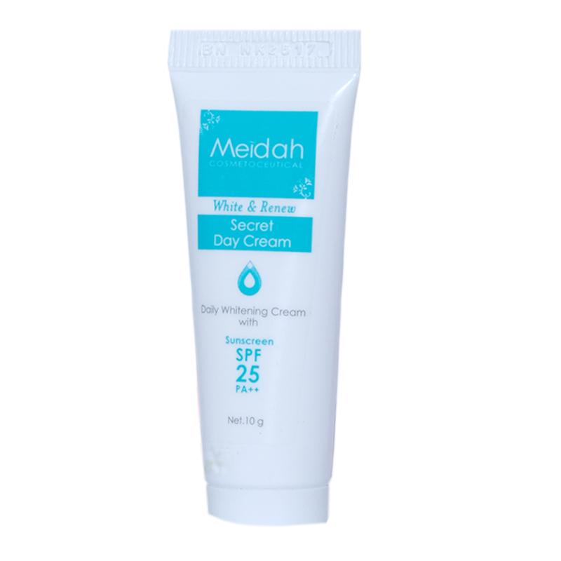 Meidah White & Renew Secret Day Cream