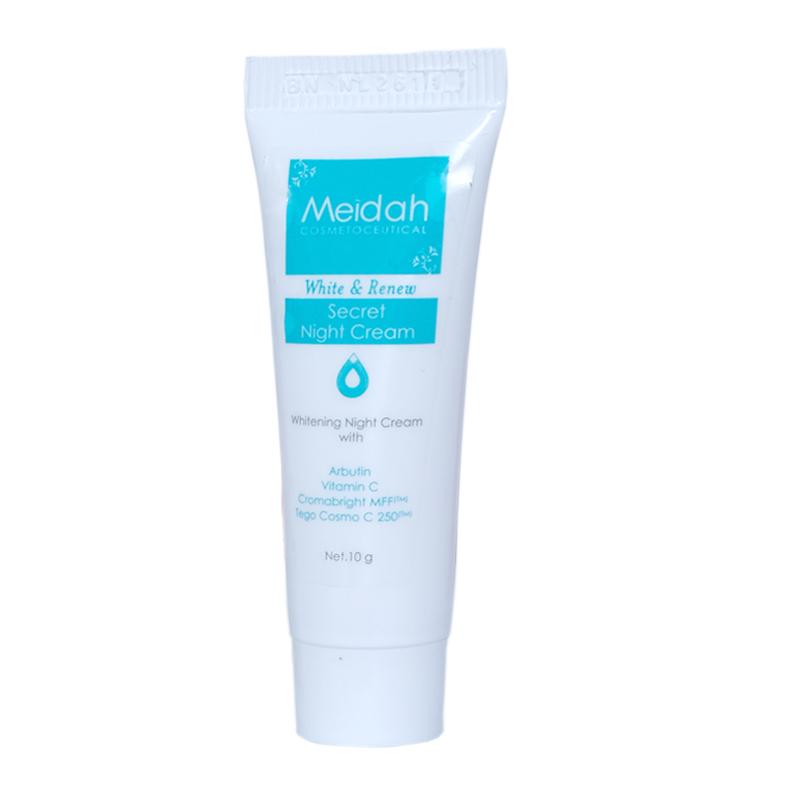 Meidah White & Renew Secret Night Cream