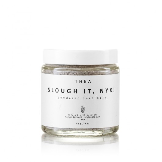 Thea Botanicals Slough It, Away Powdered Face Mask