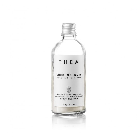 Thea Botanicals Coco No Nuts Powdered Face Wash