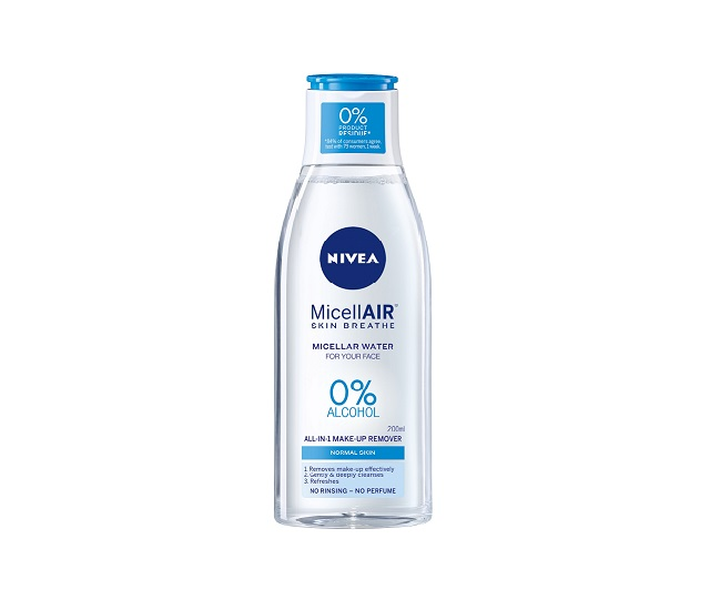 Nivea Hydration MicellAIR Skin Breathe