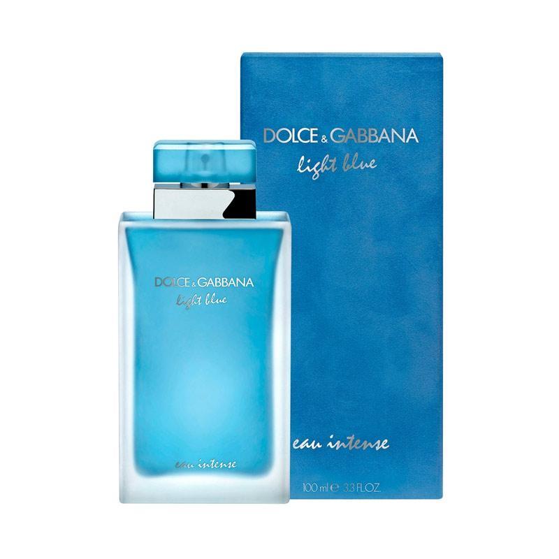 Dolce and Gabbana Light Blue Eau Intense Pour Femme