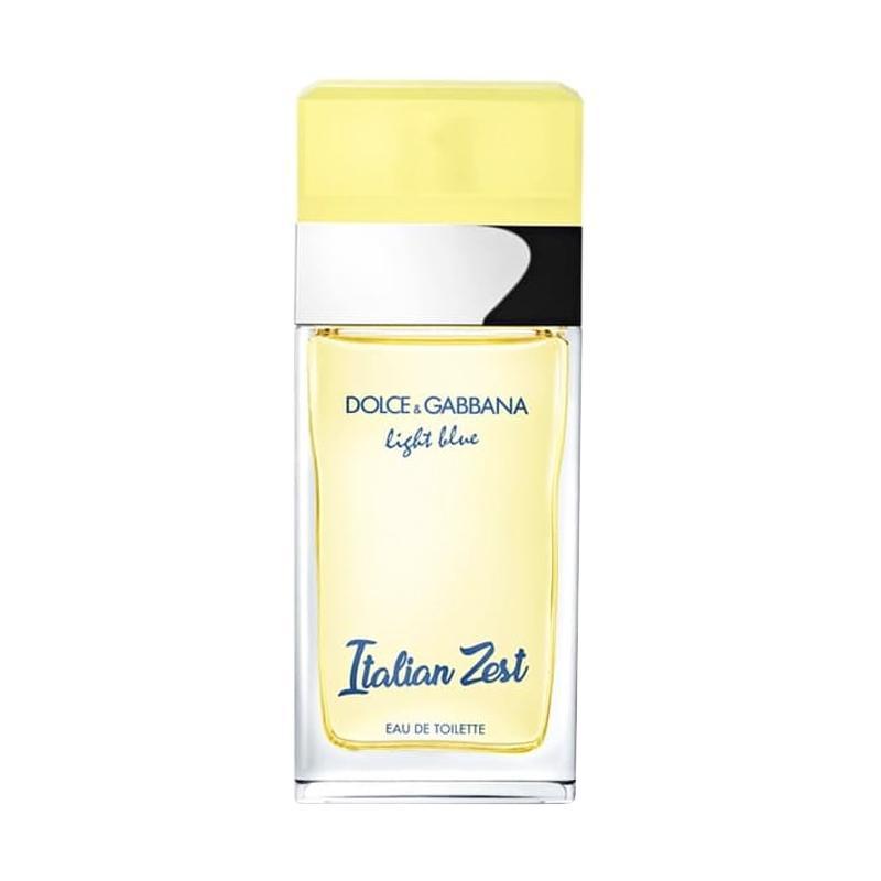 Dolce and Gabbana Light Blue Italian Zest Women