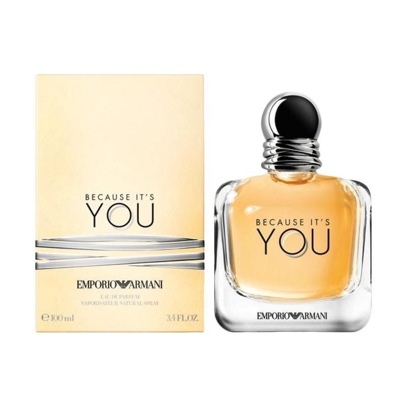 Giorgio Armani Emporio Armani Because It's You for Women