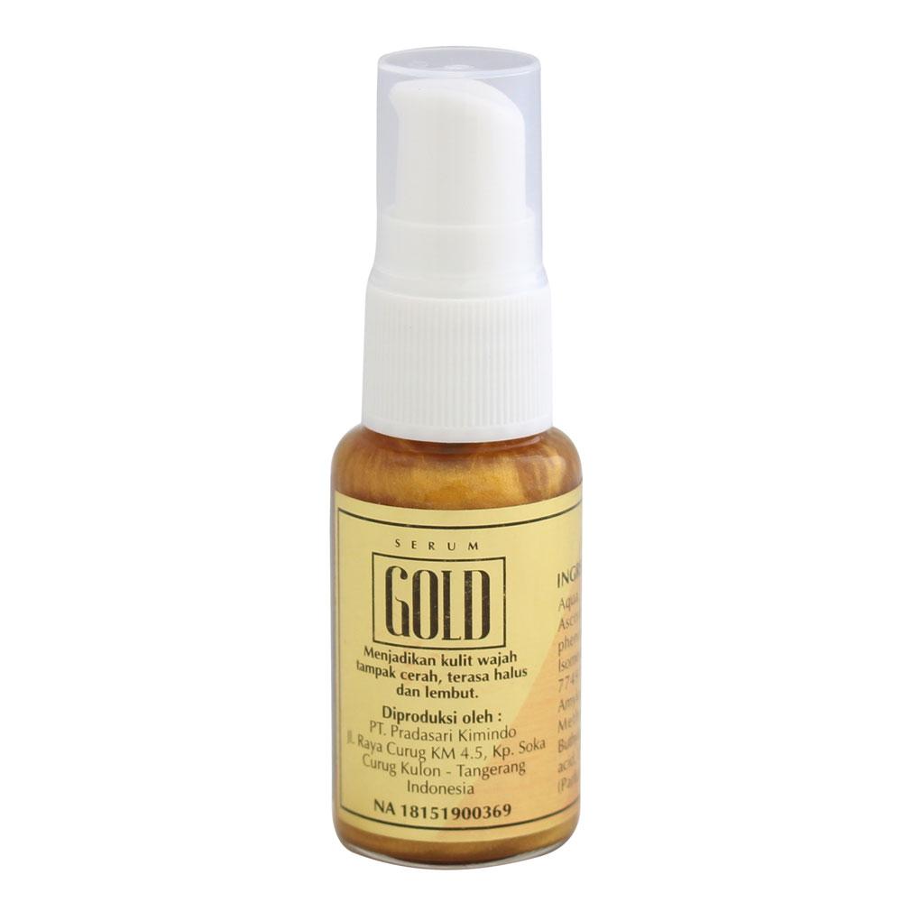 Pradasari Aroma Derma Serum Gold