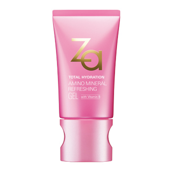 Za Cosmetics Amino Mineral Refreshing Gel